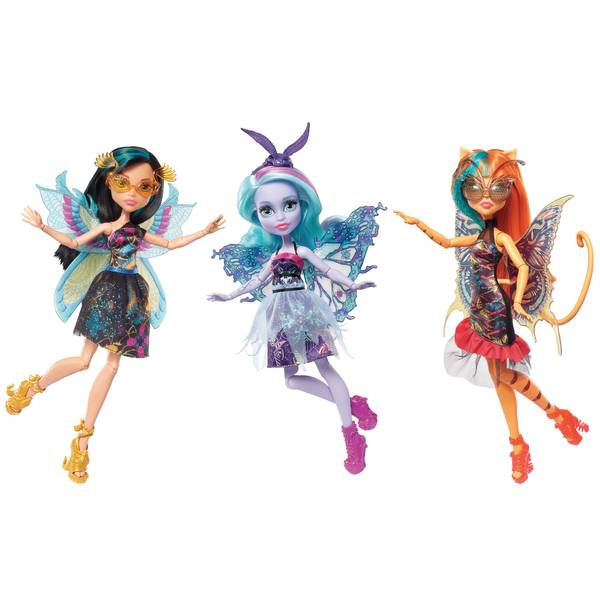 Garden Ghouls Winged Doll Assortment