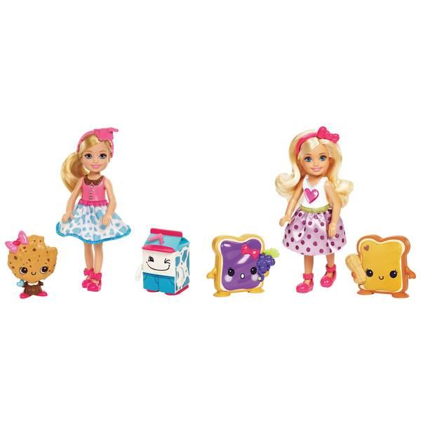 Dreamtopia Sweetville Kingdom Chelsea & Cookie Friend Doll Assortment