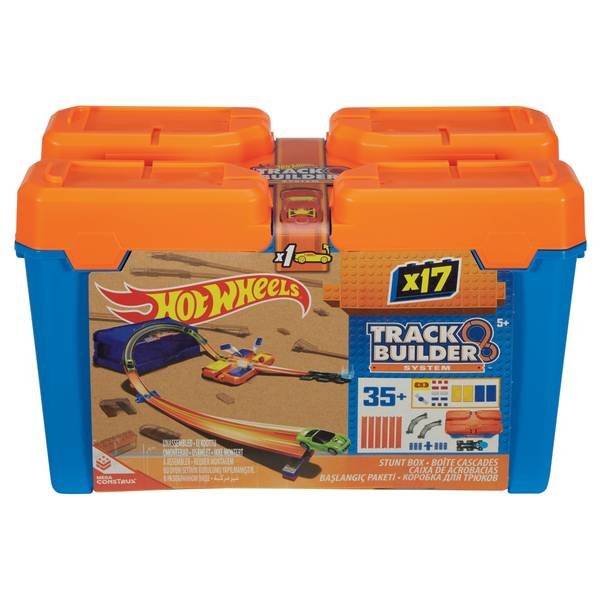 Track Builder Stunt Box