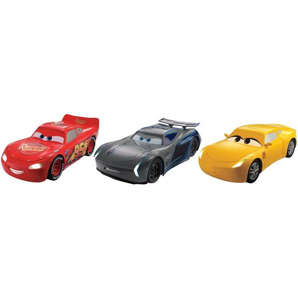 Cars 3 Lights & Sounds Assortment