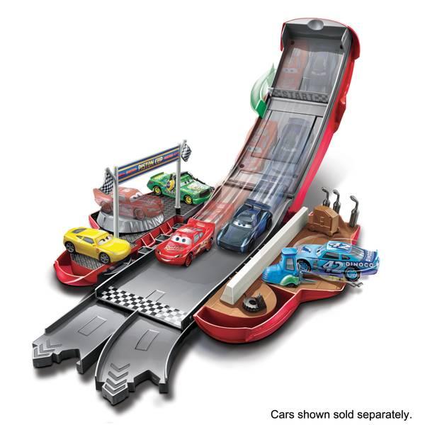 Cars 3 Transforming Hero Play Set Assortment