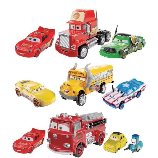 Cars 3 Diecast 3 Pack Assortment
