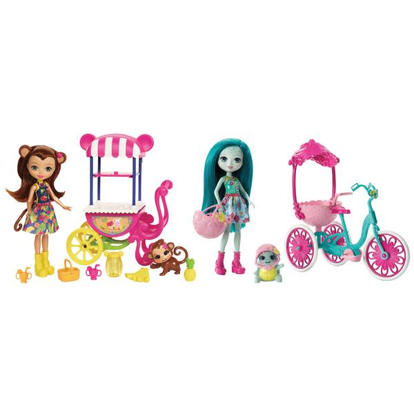 Enchantimals Playset with Accessory Assortment