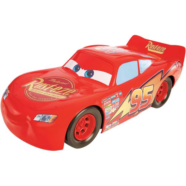 Pixar Cars 3 Lightning McQueen 20-Inch Vehicle