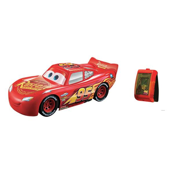 Pixar Cars 3 Smart Steer Lightning McQueen