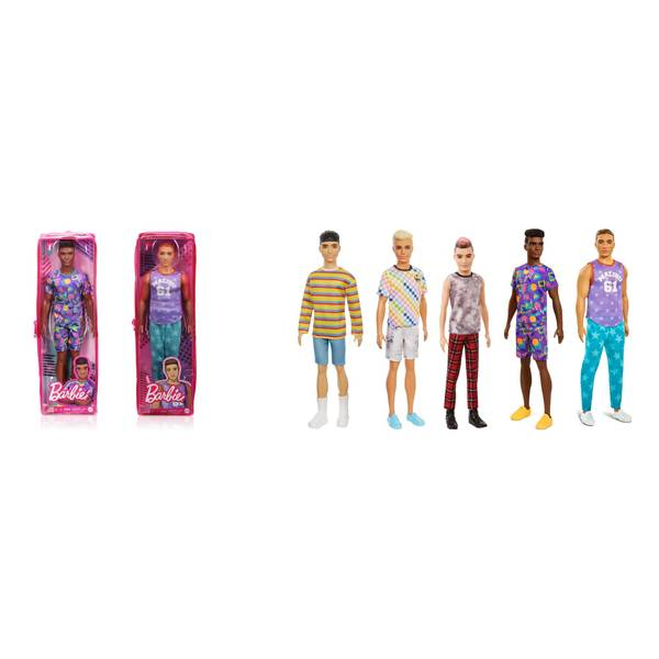 Fashionista Boy Doll Assortment
