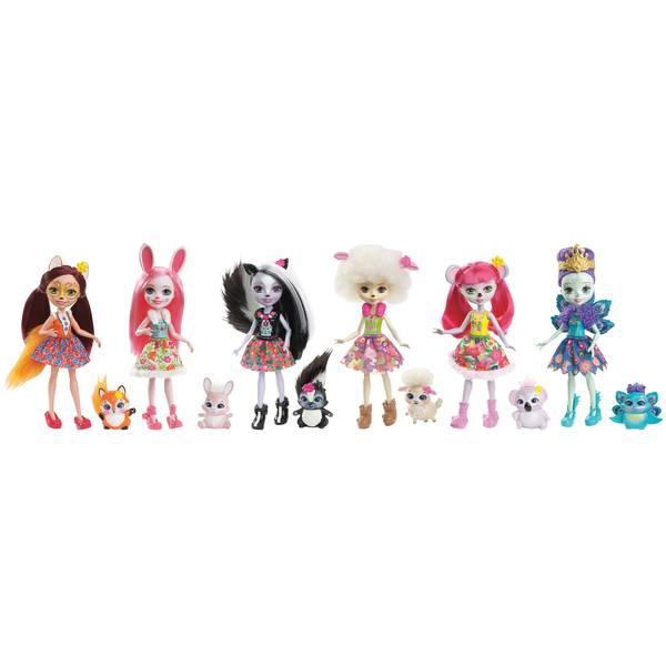 Enchantimals Doll & Animal Assortment