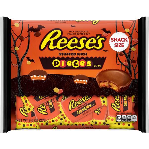9.6oz Reeses PBC w/Pieces Snacksize