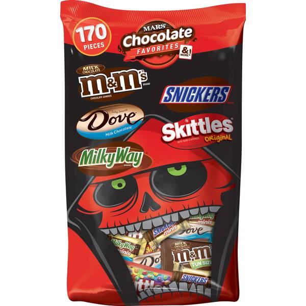 170ct Chocolate & Sugar Variety Mix