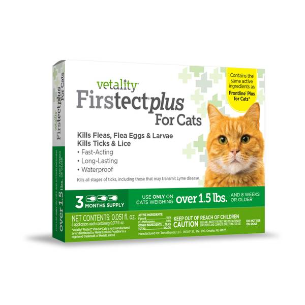 Firstect Plus For Cats