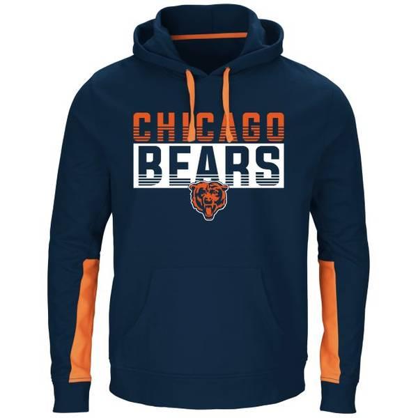 Men's Chicago Bears Defensive Front Fleece Hoodie