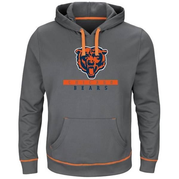 Men's Chicago Bears Depth Chart Fleece Hoodie