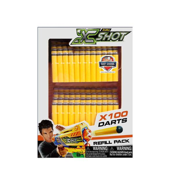 Refill Darts 100-Pack