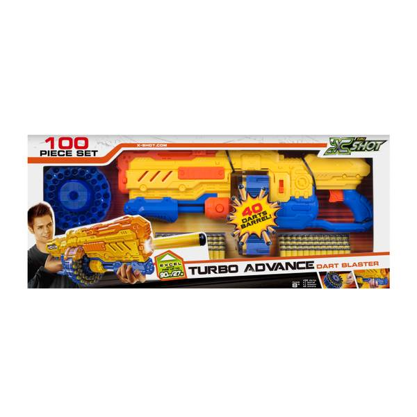X-Shot Excel Turbo Advance Blaster