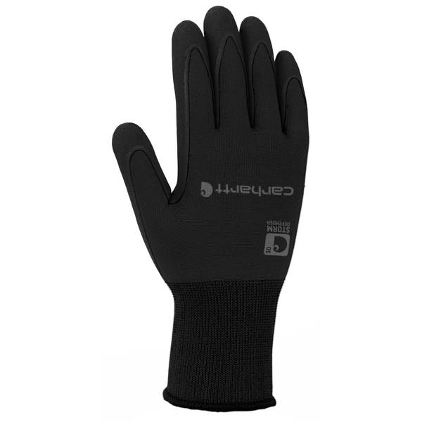 Men's Thermal Waterproof Breathable Nitrile Grip Gloves