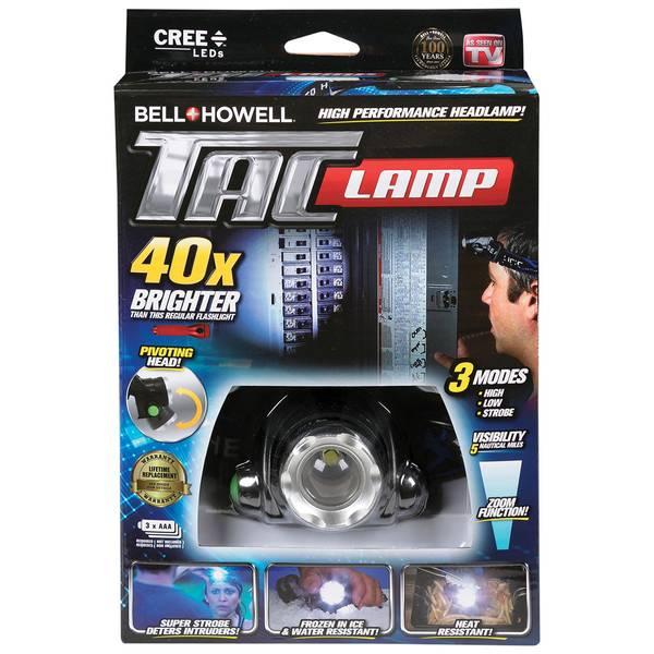 Tac Light Headlamp