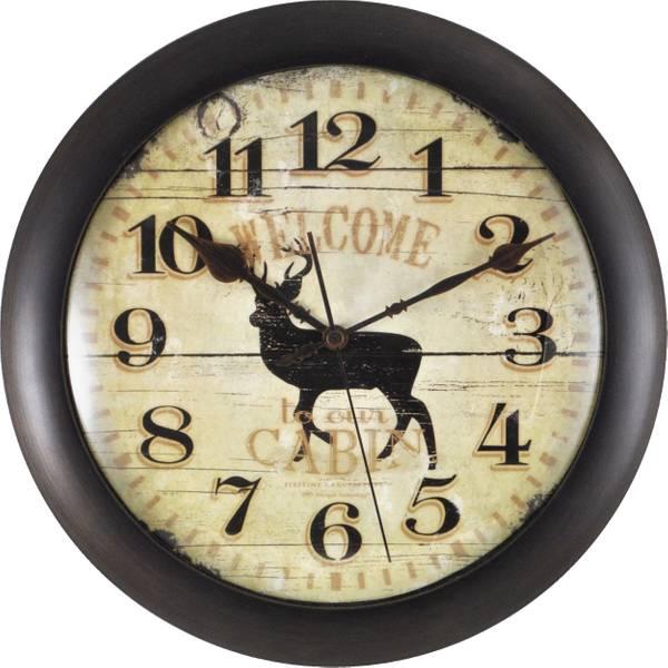 Buck Slim Wall Clock