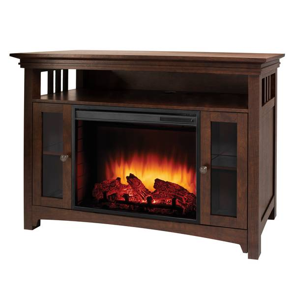 Wyatt Electric Media Fireplace