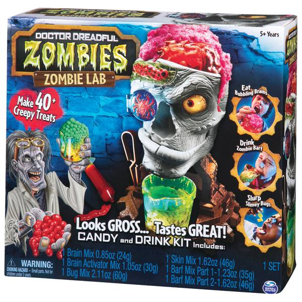 Dr. Dreadful Zombie Lab