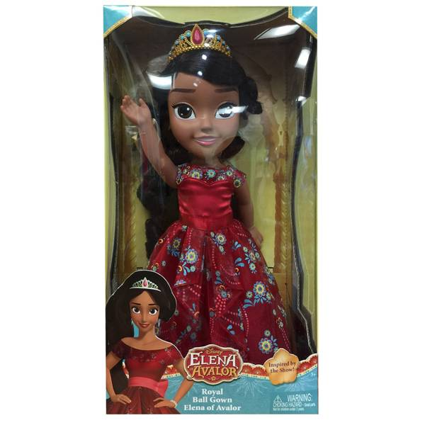 Royal Ball Gown Elena of Avalor Doll