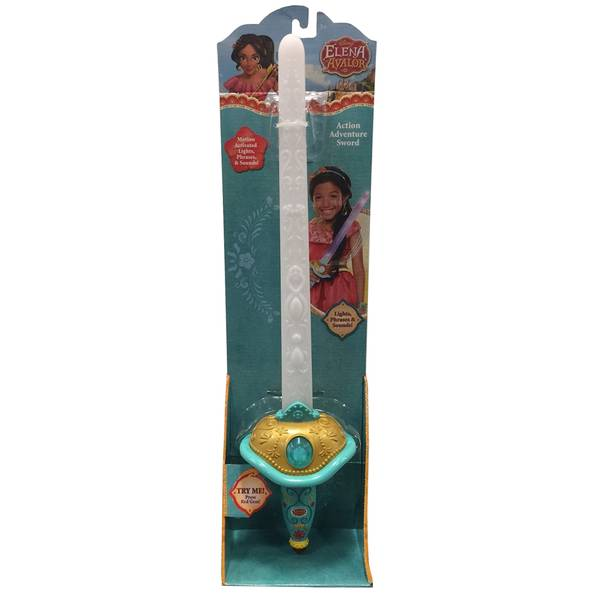 Elena of Avalor Action and Adventure Sword