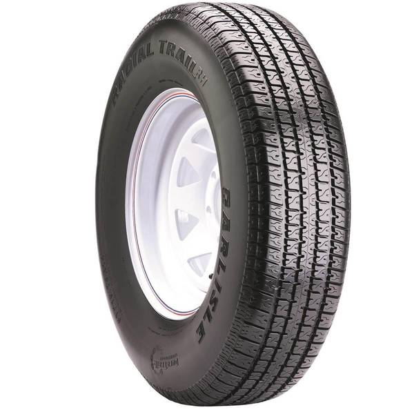 LRE Radial HD Trailer Tire - ST225/75R15