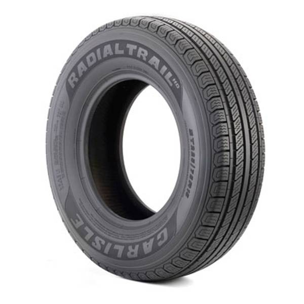 LRC Radial HD Trailer Tire - ST185/80R13