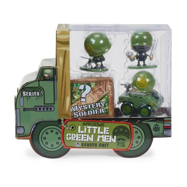 Awesome Little Green Men Starter Pack Assortment
