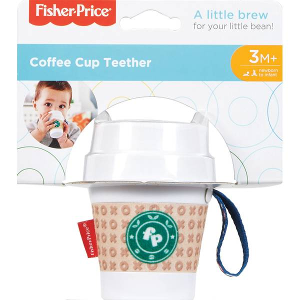 Coffee Cup Teether