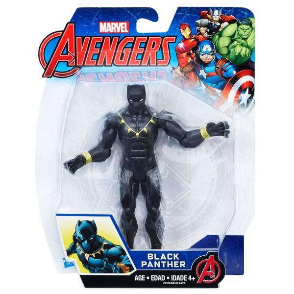 "Marvel's Avengers Black Panther 6"" Basic Action Figure Assortment"