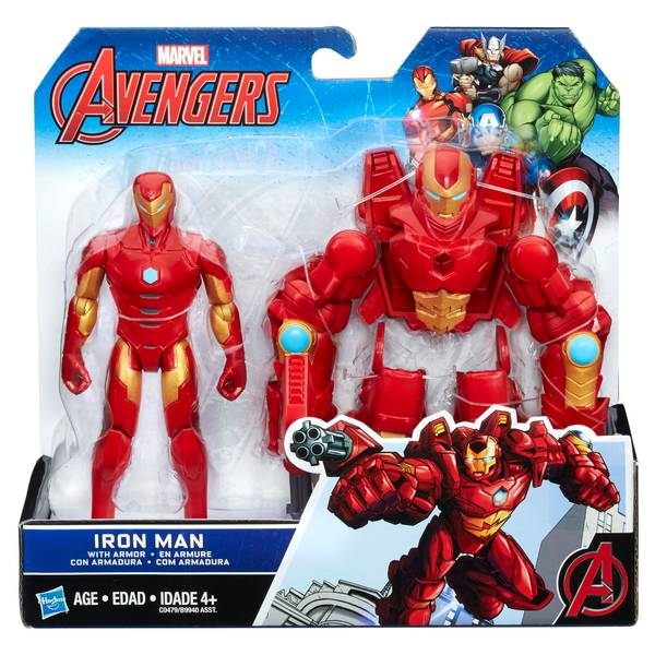 "Avengers 6"" Deluxe Figure Assortment"