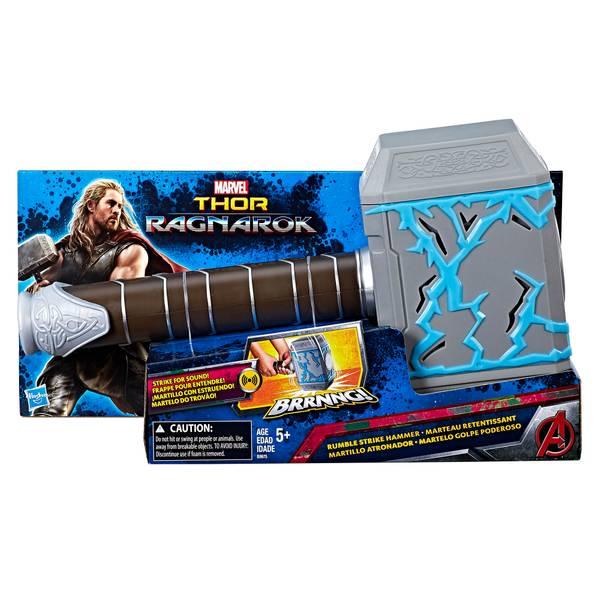 Thor Ragnarok Rumble Strike Hammer