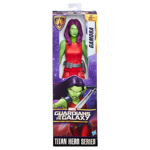 Guardians Of The Galaxy Gamora Titan Hero Series Action Figure Assortment