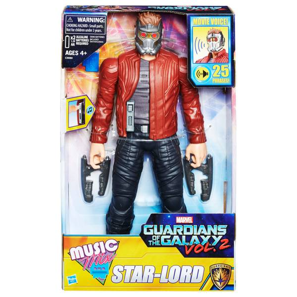 Guardians Of The Galaxy Electronic Music Mix Star-Lord