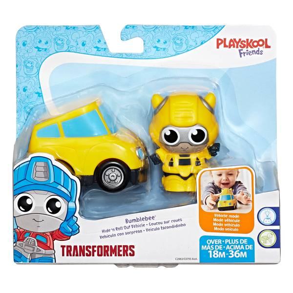 Playskool Transformers Character 'N Vehicle Assortment
