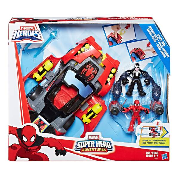 Spider Man Playset