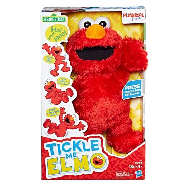 Tickle Me Elmo Plush Toy