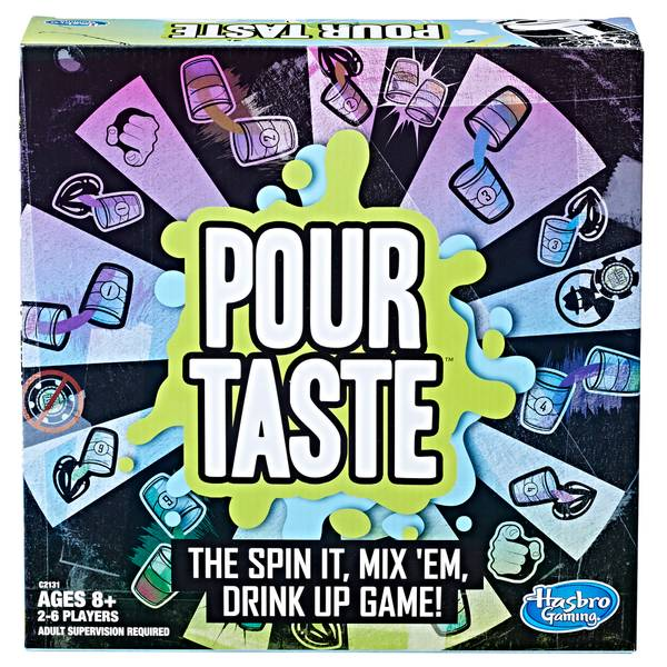 Pour Taste Game