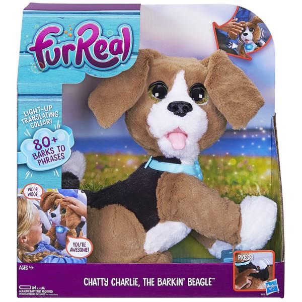 Chatty Charlie The Barkin' Beagle