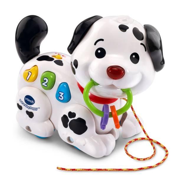 Pull & Sing Puppy