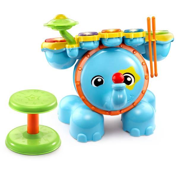 Zoo Jamz Stompin' Fun Drumz