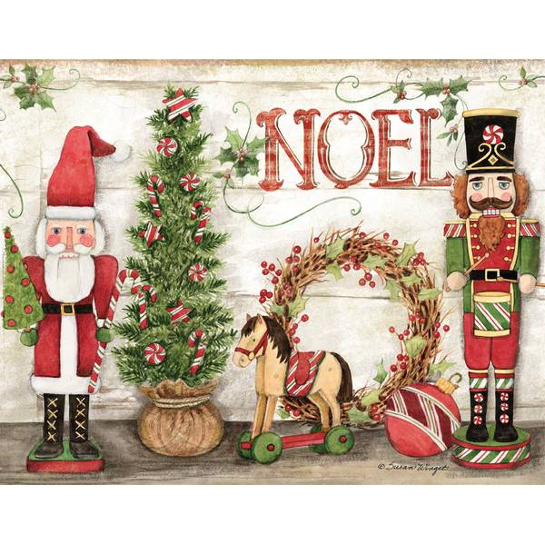 Lang Holiday Nutcrackers Boxed Christmas Cards