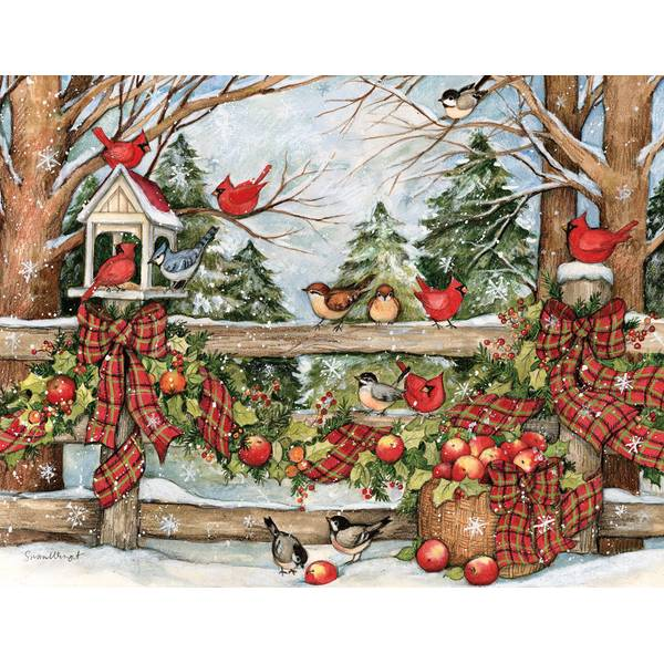 Lang Christmas Journey Assorted Boxed Christmas Cards