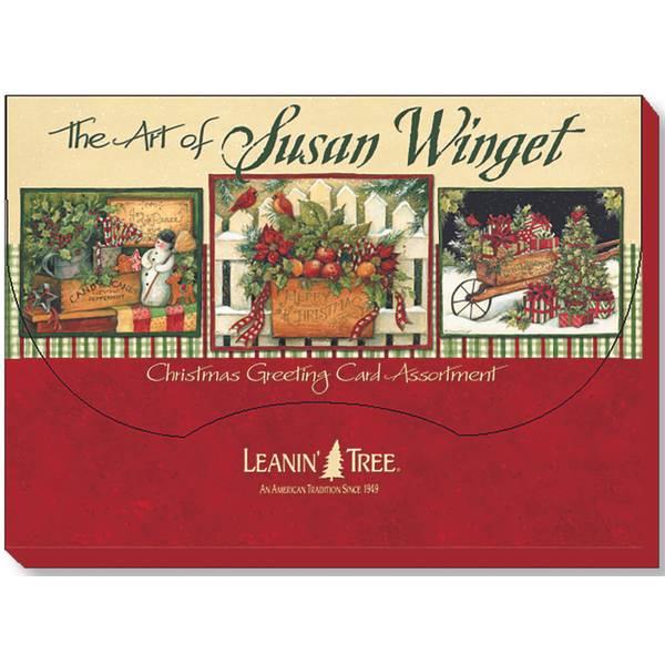Susan Winget Christmas Cards