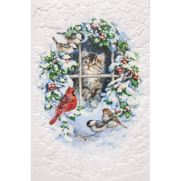 Winter Callers Holiday Cards