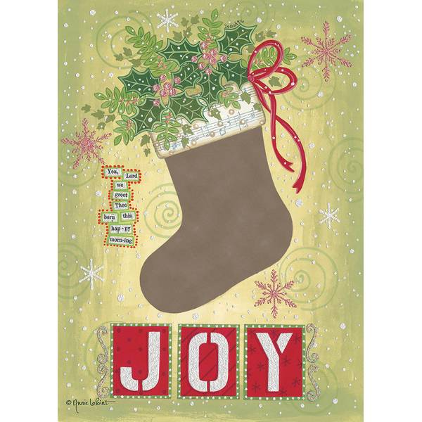 Christmas Stocking Cutout Cards