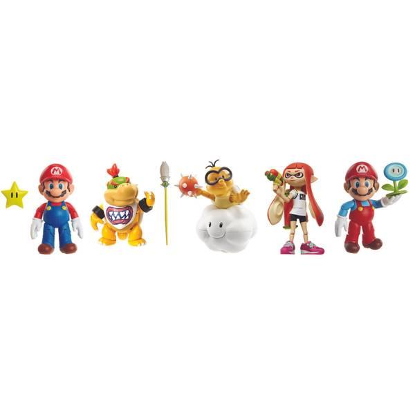 "Nintendo 4"" Figures Assortment"