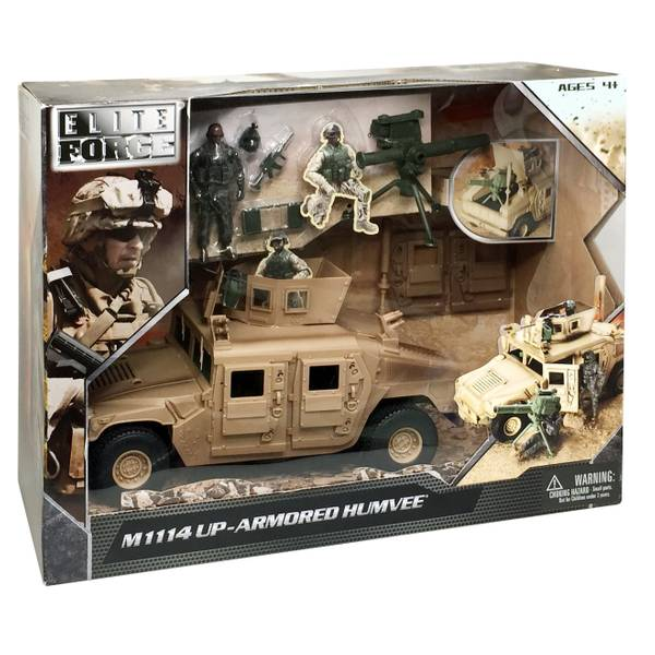 Humvee Vehicle