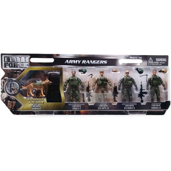 Army Rangers 5-Piece Set