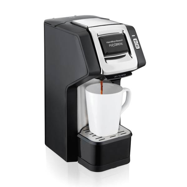 Hamilton Beach Flexbrew Single Serve Plus Coffee Maker